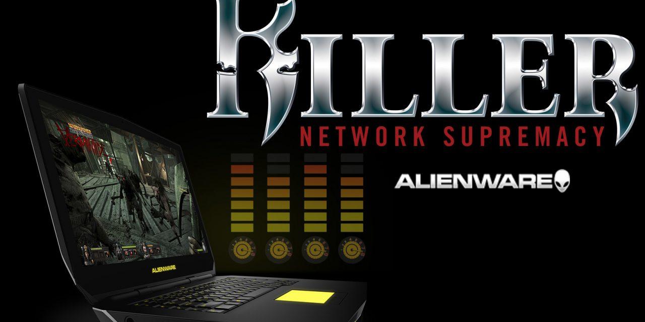 Killer Networks, Alienware and Logitech Summer Giveaway!