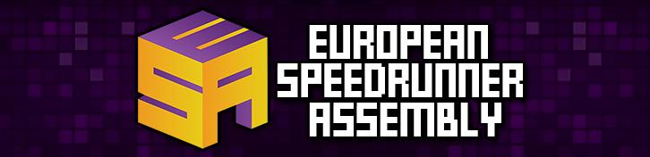 European Speedrunner Assembly 2016 Starts This Weekend
