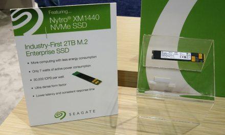 FMS 2016: Seagate Demos Facebook Lightning, 60TB 3.5″ SSD!