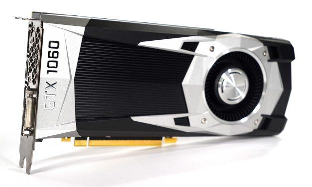NVIDIA Officially Announces GeForce GTX 1060 3GB Edition