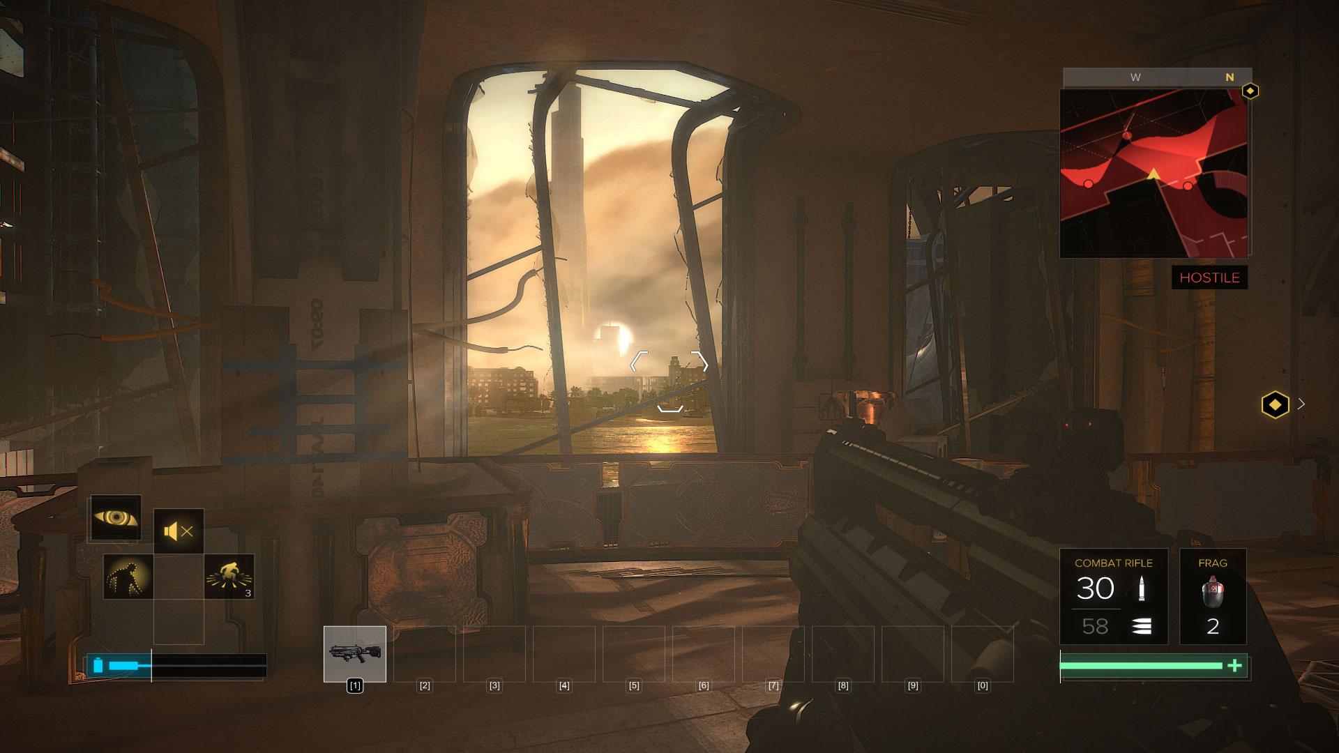 Deus Ex: GPU-kind divided