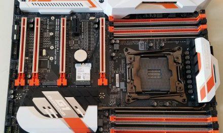 You can't keep an X99 down, the Gigabyte X99 Phoenix SLI rises