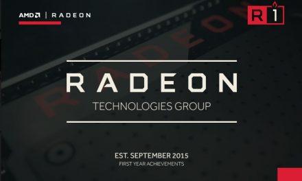 AMD Celebrates Anniversary of Radeon Technologies Group