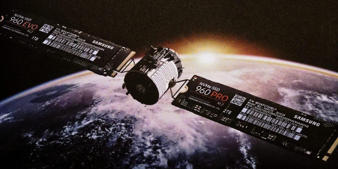 Samsung Kicks Off Global SSD Summit With 960 EVO and 960 PRO