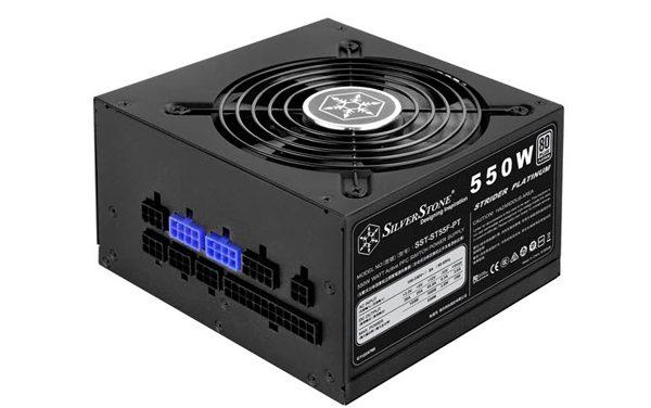 SilverStone Strider Platinum 550W Power Supply Review