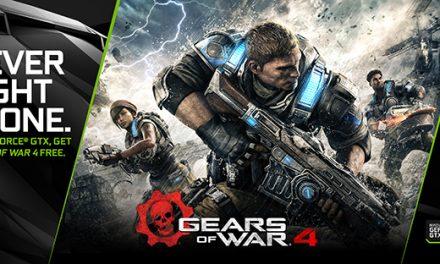 NVIDIA Bundles Gears of War 4 with GTX 1080 & GTX 1070