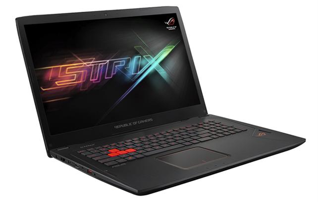 ASUS ROG Announces the Strix GL702VM