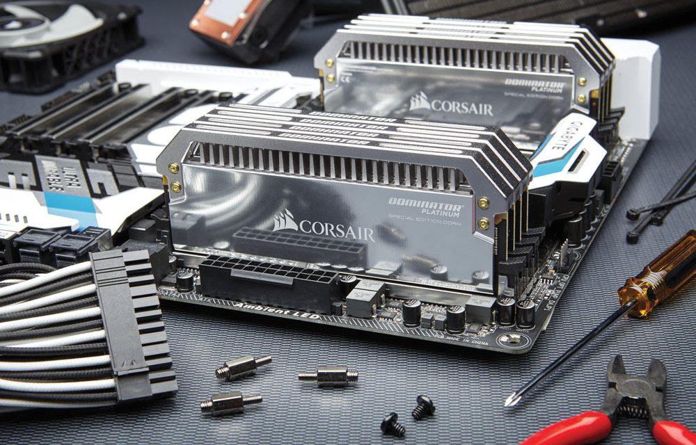 The Shiny Chinpokomon of RAM; CORSAIR's DOMINATOR PLATINUM Special Edition DDR4