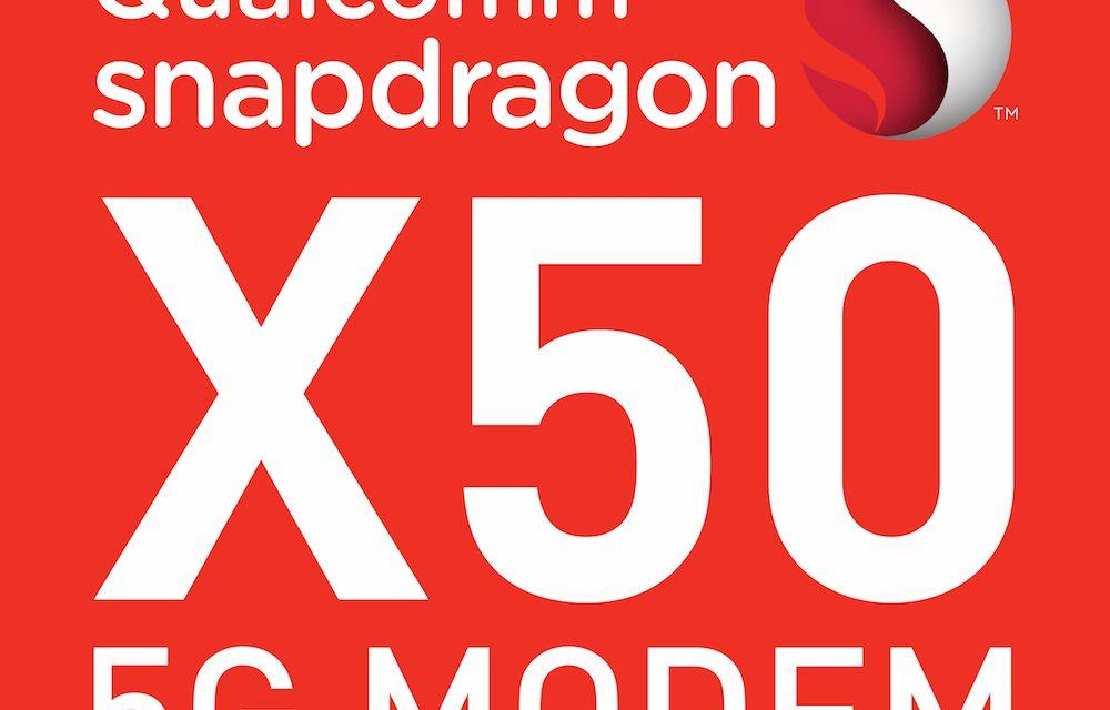 Qualcomm Announces Snapdragon X50 5G Modem