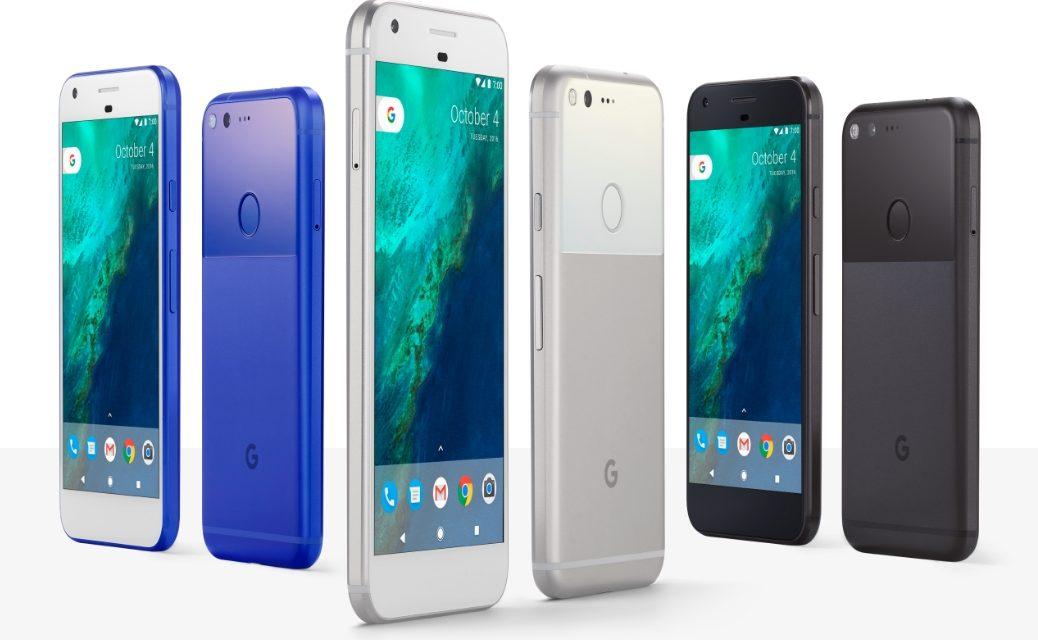 Google Launches High End Pixel Smartphones
