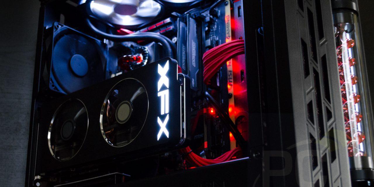 Deepcool GamerStorm GENOME Liquid-Cooled Case Review
