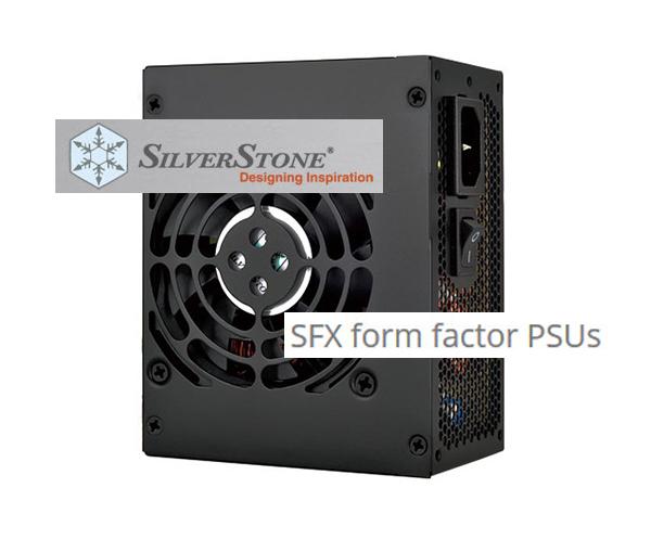 SilverStone ST30SF & ST45SF SFX PSU Review