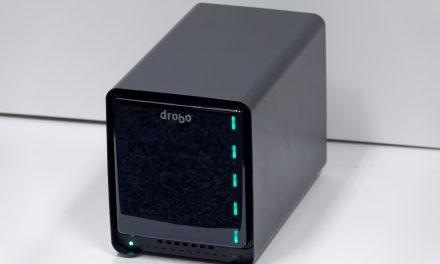 Drobo 5C 5-bay USB Type-C DAS Review – More Bays!