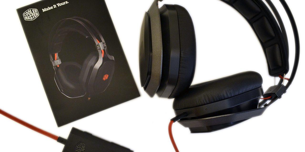 CM MasterPulse Pro Gaming Headset