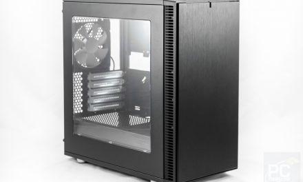 Fractal Design Define Mini C Micro-ATX Case Review
