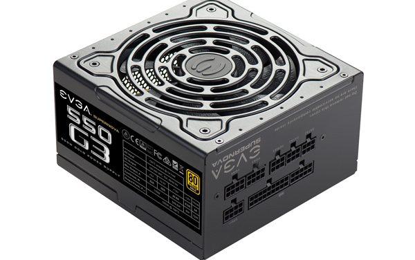 EVGA SuperNOVA 550W G3 Power Supply Review