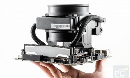 Cooler Master MasterLiquid Maker 92 CPU Cooler Review