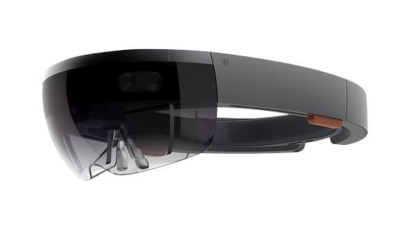 Optical disillusion; Microsoft's HoloLens