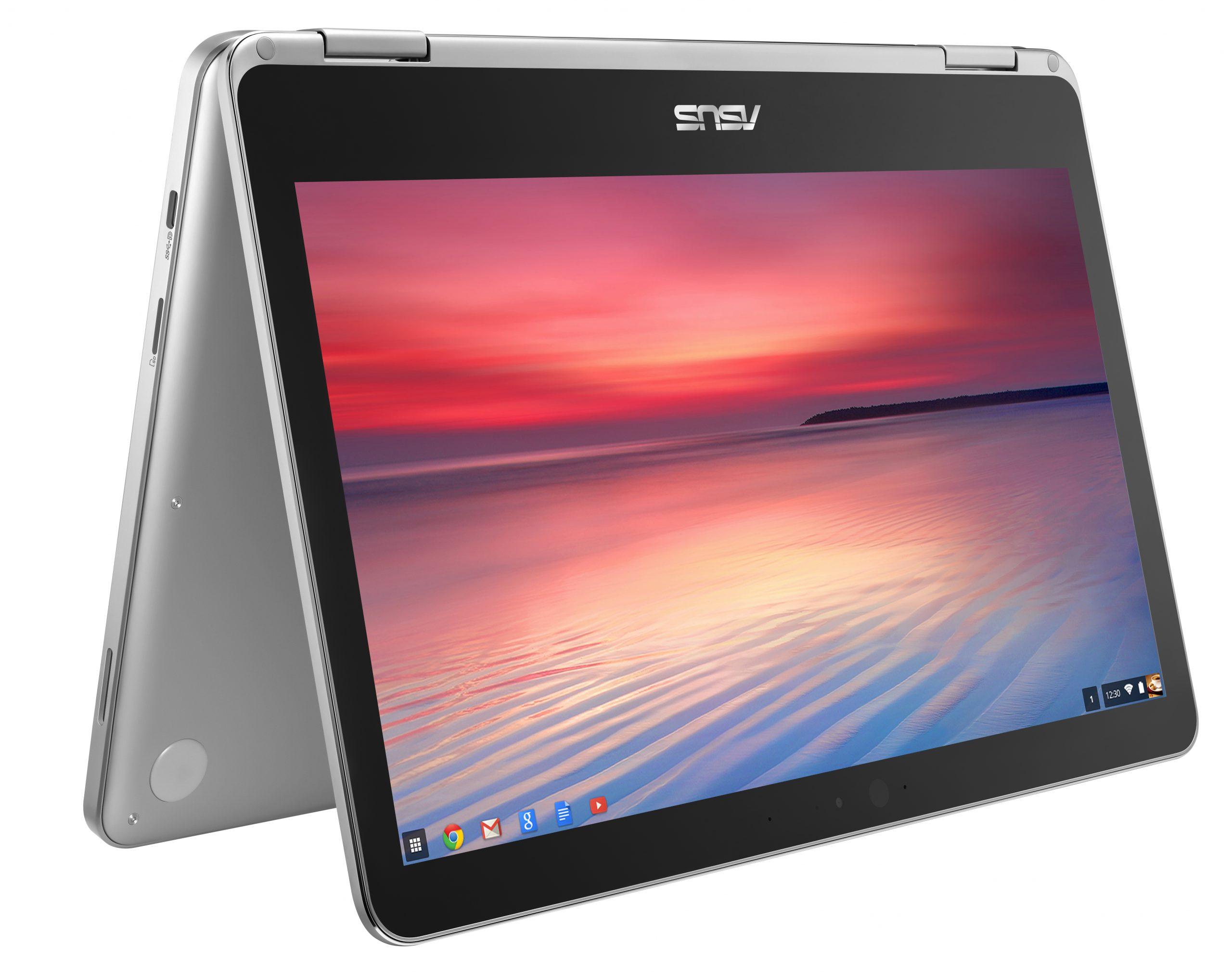 ASUS Announces the Chromebook Flip C302