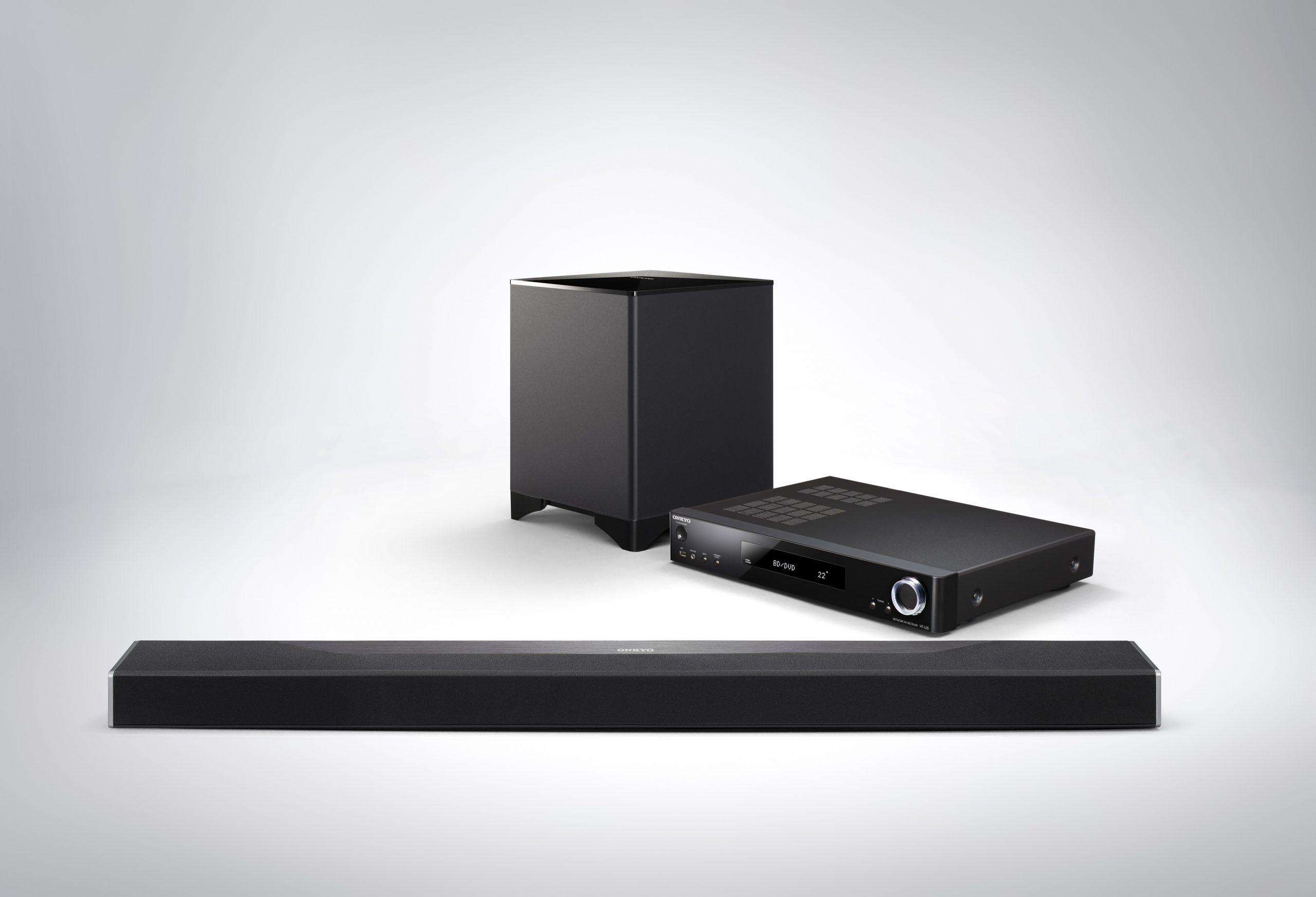 Pioneer and Onkyo Release Dolby Atmos Soundbars
