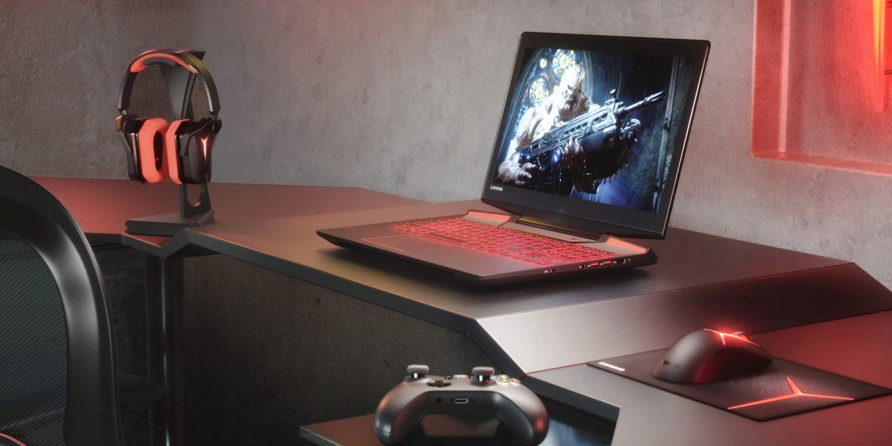 CES 2017: Lenovo Announces Legion Y720 and Y520 Gaming Laptops