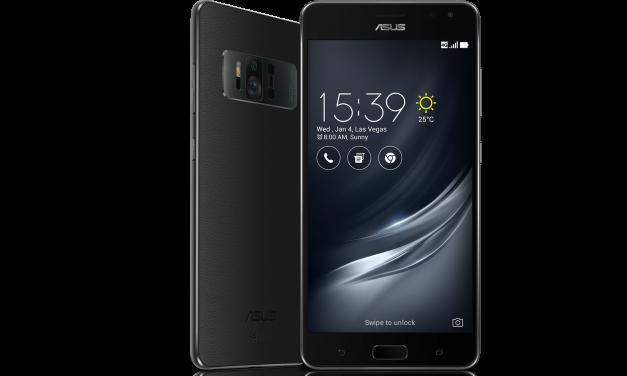 CES 2017: ASUS Announces ZenFone AR