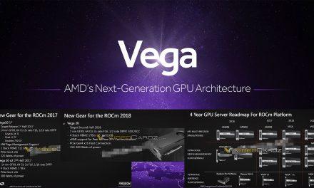 (Leak) AMD Vega 10 and Vega 20 Information Leaked