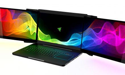 Razer's Triple-Screen Laptop Prototype Reportedly Stolen from CES