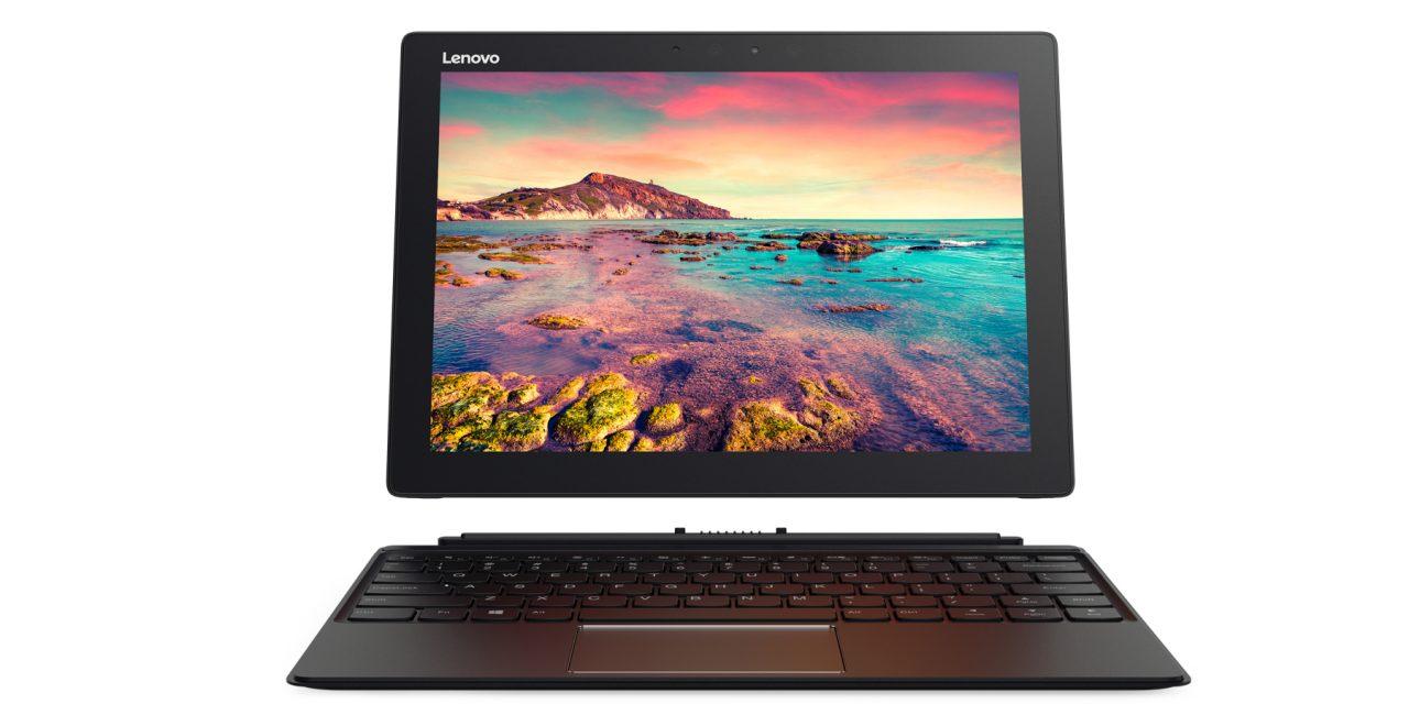 CES 2017: Lenovo Announces the Miix 720 2-in-1 Detachable