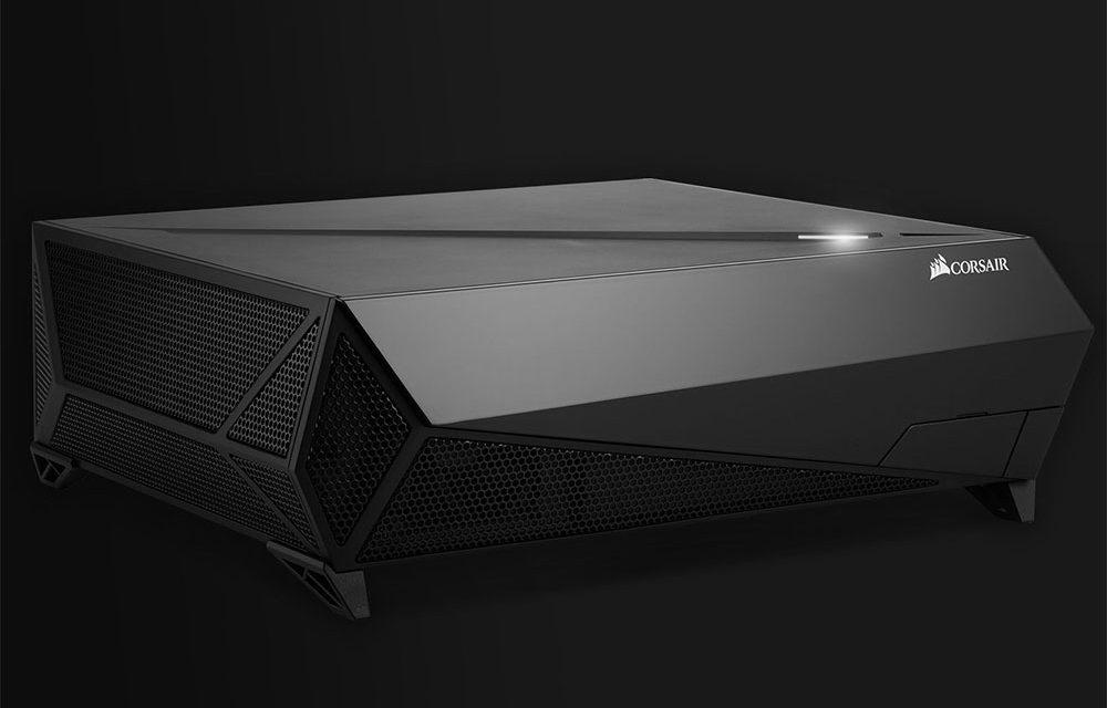 Video Perspective: Corsair Bulldog – An HTPC Designed for 4K Gaming