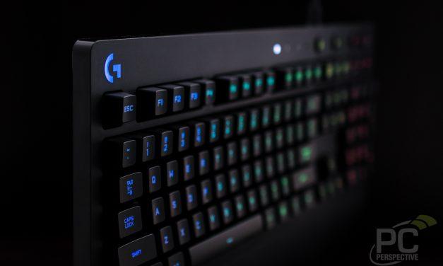 Logitech G213 Prodigy RGB Gaming Keyboard Review