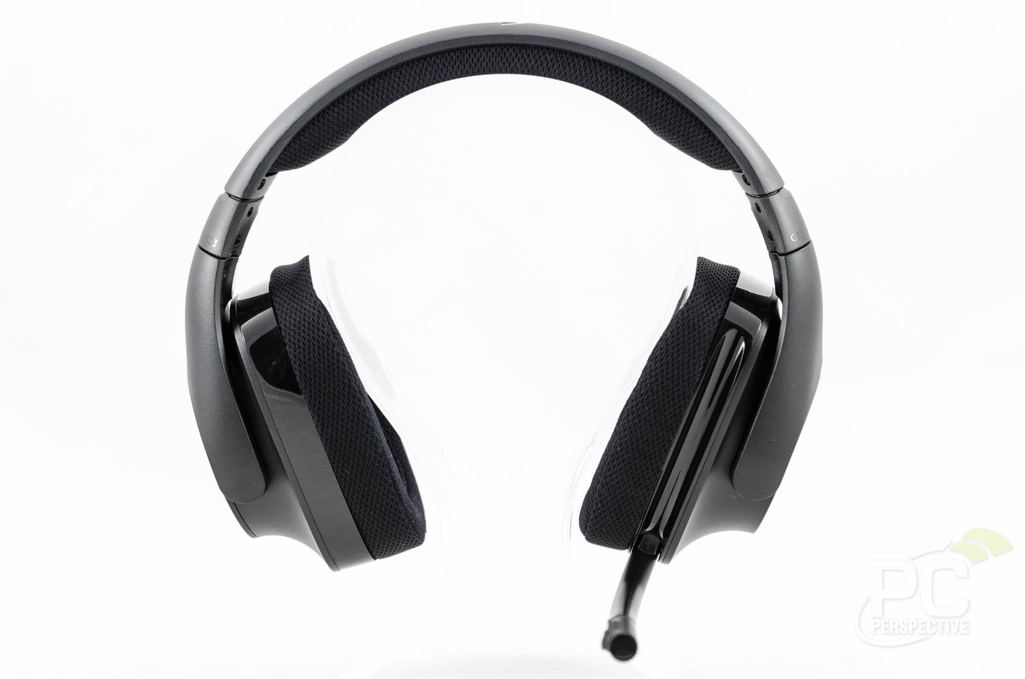 Logitech G533 Wireless 7 1 Surround Gaming Headset Review
