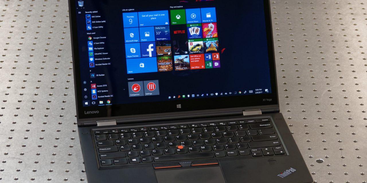 Lenovo ThinkPad X1 Yoga Long-Term Review – OLED is AMAZING!