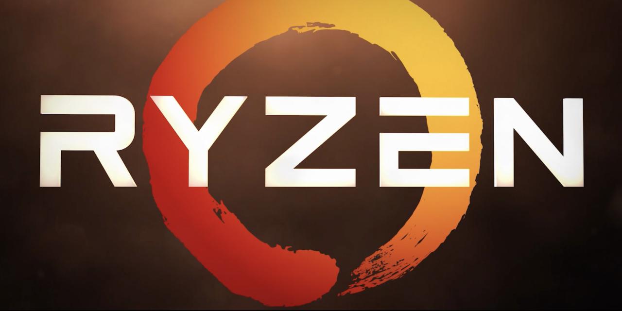 AMD Ryzen Community Update Addresses Windows 10 Thread