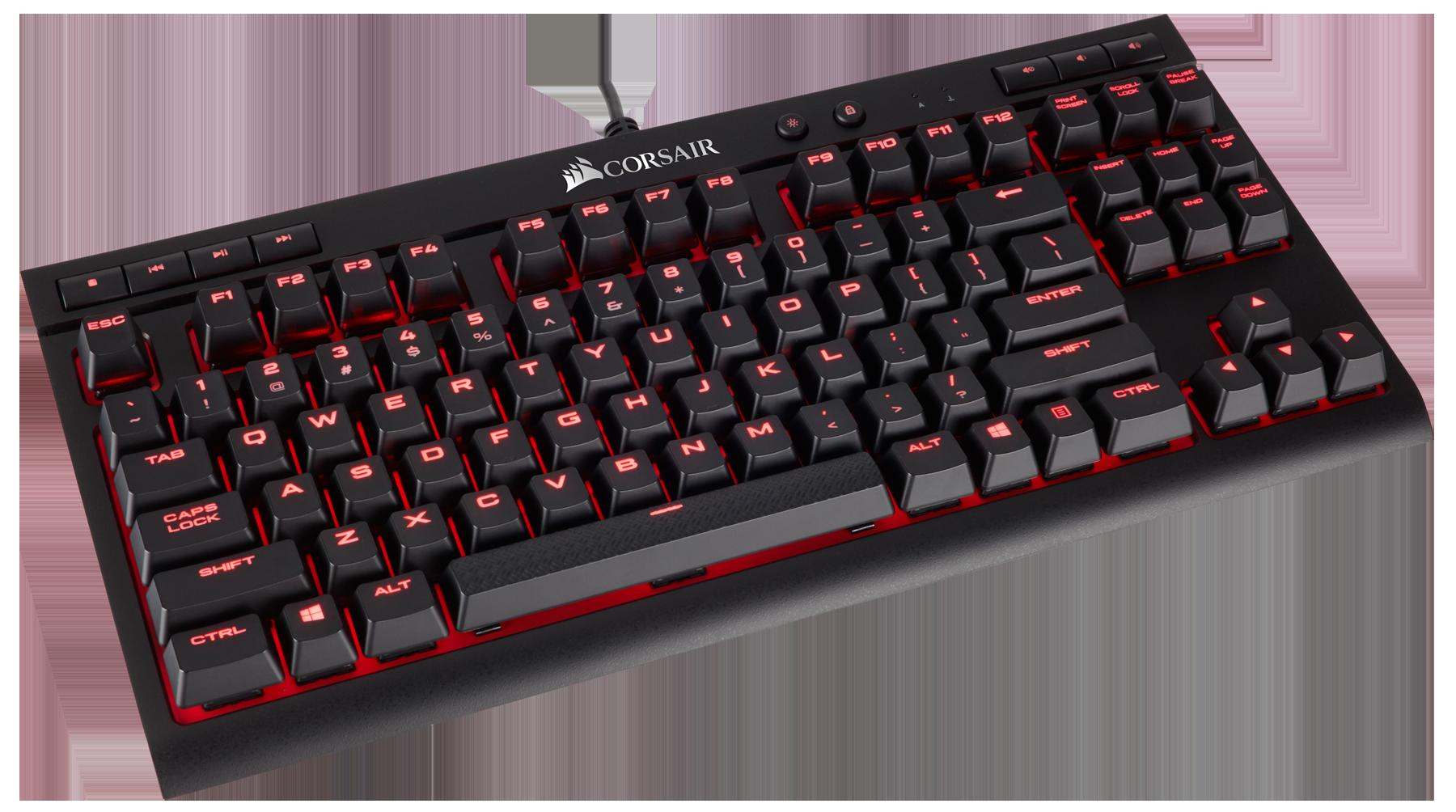 The power of CUE: CORSAIR's New Tenkeyless K63 Mechanical Gaming Keyboard
