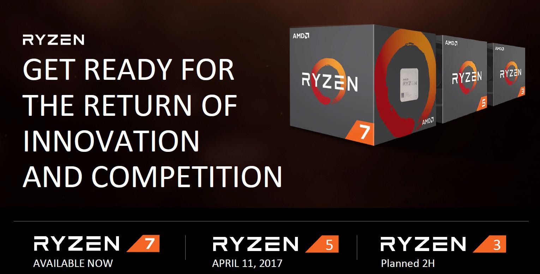 AMD Announces Ryzen 5 Series of CPUs - PC Perspective