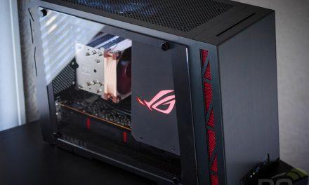 Lian Li PC-Q17 WX Mini-ITX Aluminum Enclosure Review