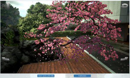 Epic Games Releases Zen Garden Demo for WebAssembly