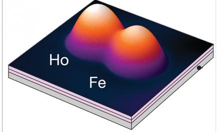 Now that's dense storage; single atom storage