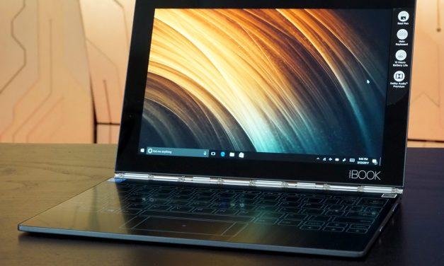 Lenovo Yoga Book Review – Novelty or Revolutionary Device?