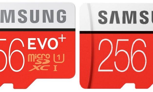 Samsung EVO Plus (2017 Model) 128GB UHS-I U3 microSD Card Quick Look