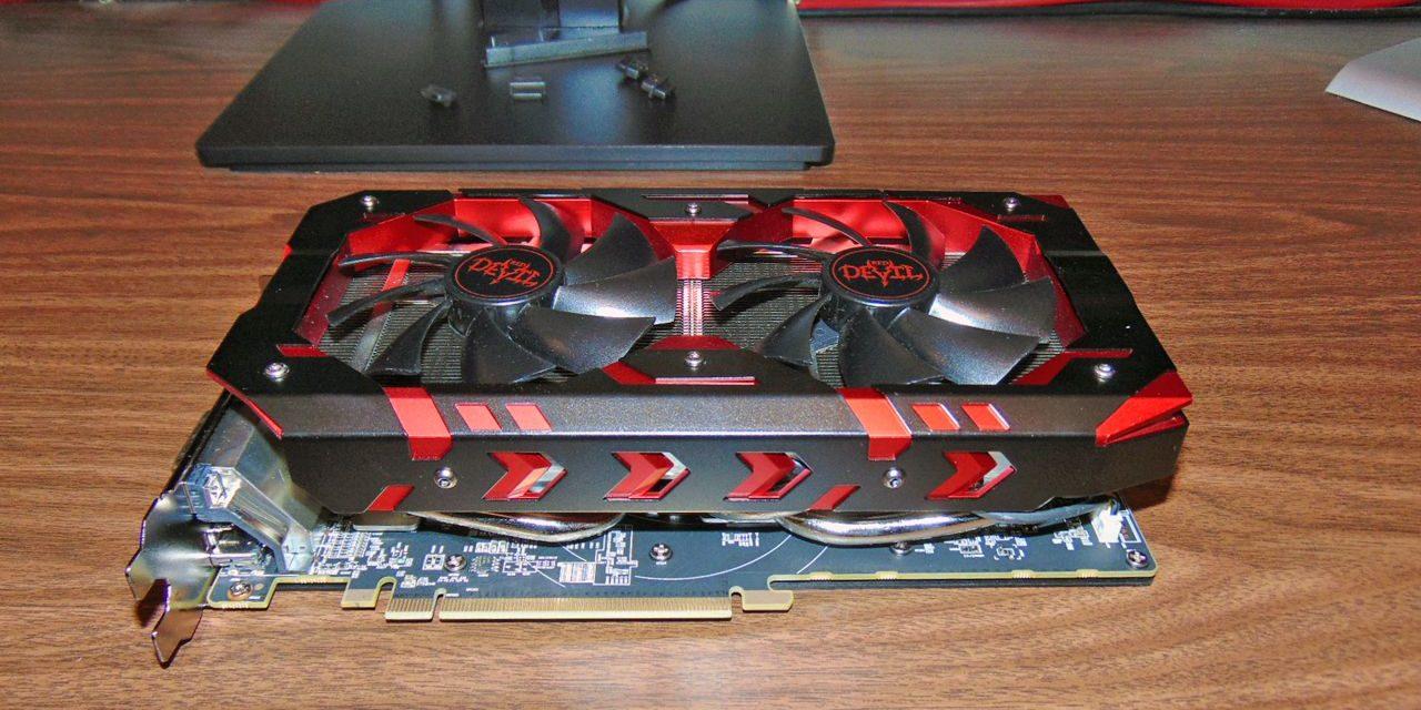 Teaching an old star new tricks, the Radeon RX 580