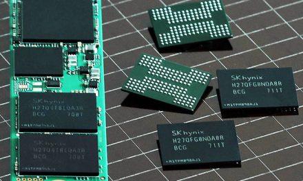 SK Hynix has huge stacks of NAND