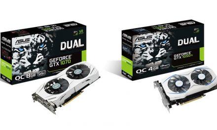 Contest: Win an ASUS GTX 1070 8GB or GTX 1050 Ti Dual-fan OC Card!
