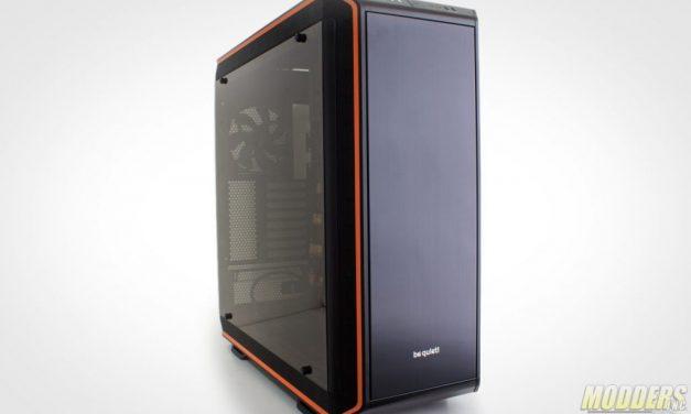 Be Quiet's hefty Dark Base 900 cases