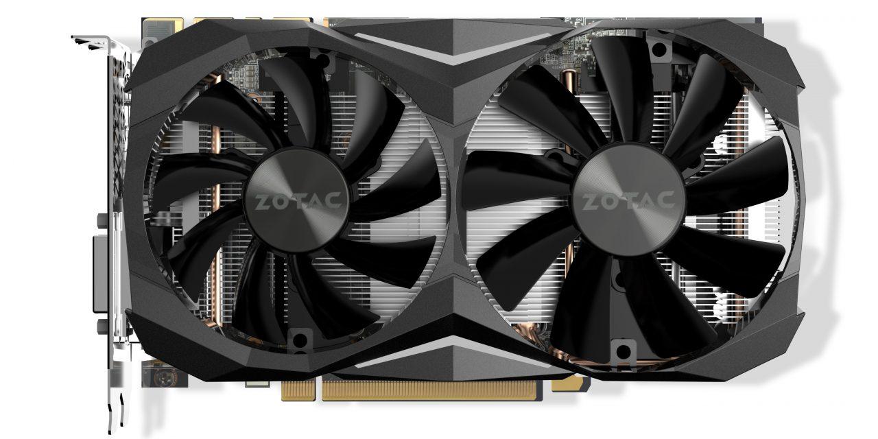 Zotac announces a pair of really Mini GTX 1080 Ti's