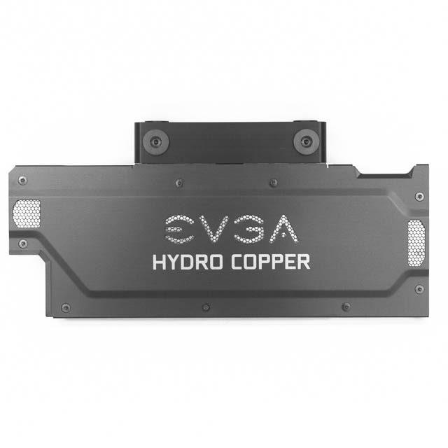 EVGA's Hydro Copper waterblock for GTX 1080