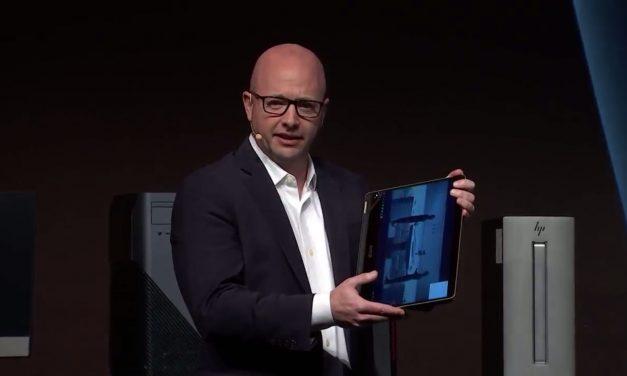 Computex 2017: AMD Demos Ryzen Mobile SoC with Vega Graphics