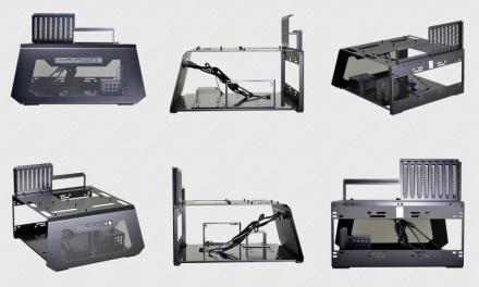 Lian Li's New PC-T70 Test Bench