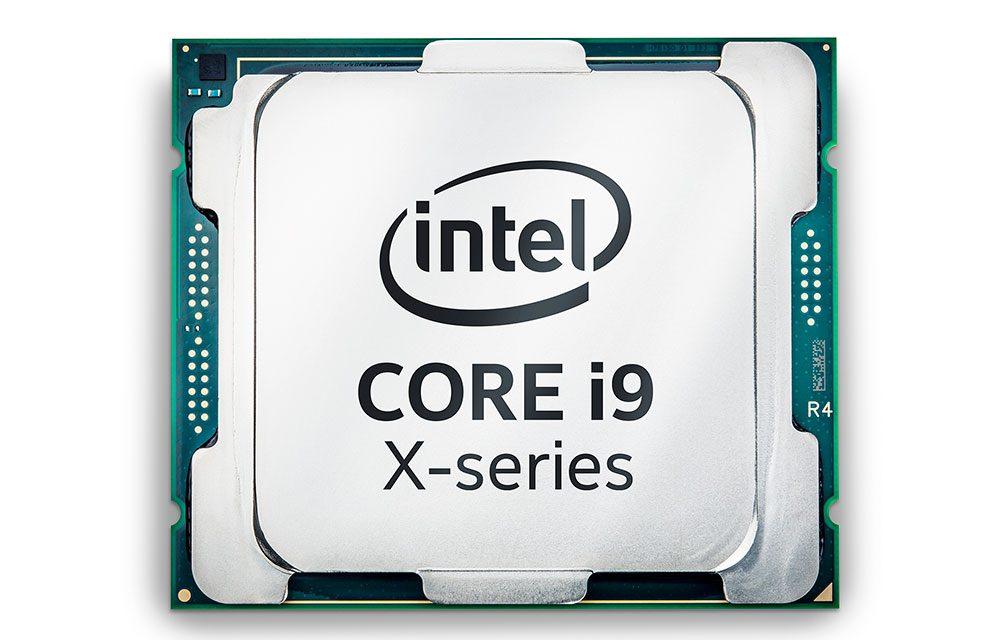 Intel Core i9 Announced: 18-core Skylake-X, Kaby Lake-X and X299